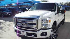 All New 2013 Ford F250 Platinum Power Stroke Diesel Truck Texas Car Deal DFW Dealership Dealer