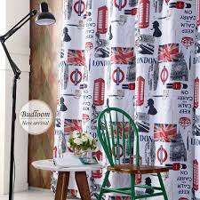Material For Curtains Uk by Online Get Cheap Curtain Living Room London Aliexpress Com