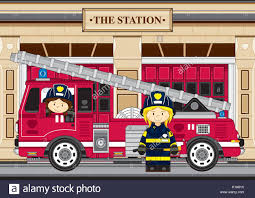 Cute Cartoon Fireman - Firefighter And Fire Truck Vector ... Fire Engine Cartoon Pictures Shop Of Cliparts Truck Image Free Download Best Cute Giraffe Fireman Firefighter And Vector Nice Pics Fire Truck Cartoon Pictures Google Zoeken Blake Pinterest Clipart Firetruck Creating Printables Available Format Separated By With Sign Character Royalty Illustration Vectors And Sticky Mud The Car Patrol Police In City