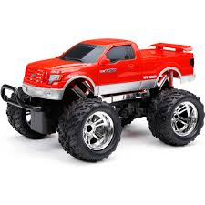 100 Rc Ford Truck New Bright 116 RadioControl FullFunction F150 Yellow