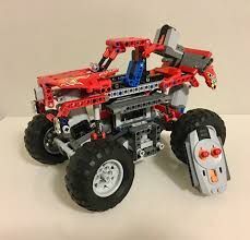 My Monster Truck RC Controlled MOC Lego | BRICKòFILO [passion For ... Lego Ideas Product Monster Truck Arena Lego 60055 Skelbiult City Mark To The Rescue Life Of Spicers Energy Baja Recoil Mochub Custom Legos Pinterest Trucks And Tagged Brickset Set Guide Database 60180 Building Blocks Science Eeering Ebay Great Vehicles Price From Souq In Saudi Speed Build Review Youtube City Vehicles Campaign Legocom Us