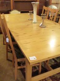 IKEA Large Blonde Table With Chairs – SOLD – Ballard Consignment Blonde Woman In Black Kitchen Ding Room Side Stock Image Art Deco Table Plus 4 Matching Chairs 509692 Ball And Claw Pladelphia Chair Kennedy Ding Suite With Benson Chairs Focus On Fniture Drexel Heritage Compatibles Wood Set Four City Brewing Publicans Gathering W Lager Alf Italy Modern Chairish Stunning Retro Ercol Vintage Light Brooklyn Home Tour Style Drop Leaf Quaker Back Mcm Blonde Splayed Leg Table 5 Picked 54 Round Elegant Pine Center Or Intended