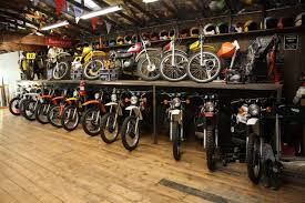 Above The Floor Motorcycle Storage
