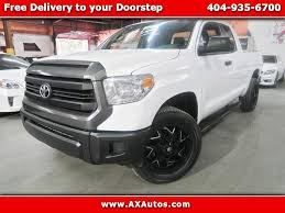 Used 2014 Toyota Tundra For Sale In Atlanta, GA 30311 AX Auto Inc 1993 Mack Dm690 Water Truck For Sale Auction Or Lease Atlanta Ga Nissan Titan Xd Near New For In 2018 Ford F150 Xlt Vin 1ftew1cp7jkf86026 1060 Jefferson St Nw 30318 Terminal Property Lvo Vnl780 Trucks Cmialucktradercom Isuzu Npr Hd In Used On Buyllsearch Cars Gainesville Sosa Automotive Group Specialty Performance Vehicles Lariat Jordan Sales Inc Ram 2500 Near 2014 Toyota Tundra 30311 Ax Auto