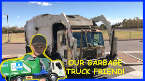 100 Youtube Garbage Truck Toy Meets REAL Video For Kids YouTube