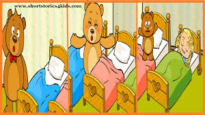 Both Papa And Mama Bear Said That There Was Someone Who Slept In Their Bed Too Oh Is Sleeping My The Baby Goldilocks