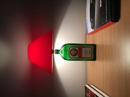 Lamp Liter Inn Restaurant by Jagermeister Bottle Lamp My Work Pinterest Alcohol