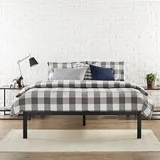 Amazon Zinus Modern Studio 14 Inch Platform 1500 Metal Bed