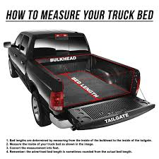 100 F 150 Truck Bed Cover DNA Motoring Or 0414 Ord 55 Vinyl Soft Triold Tonneau