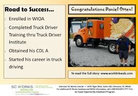 Success Stories - SC Works Worklink Anyone Work For Ups Truckersreportcom Trucking Forum 1 Cdl Selfdriving Trucks Are Going To Hit Us Like A Humandriven Truck Driving Jobs Board Cr England Choosing Local Job Truckdrivingjobscom How Much Money Do Drivers Actually Make Anderson Sc Connecticut In Ct Drivejbhuntcom Find The Best Near You Cdl Schools In South Carolina Traing Roehl Transport Roehljobs Americus Ga Resource Entpreneur Description For Resume Beautiful Driver