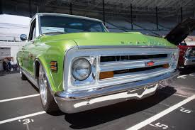 Home-Built Hero: Classic Muscle Defined By A '68 C10 Pickup