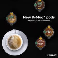 Green Mountain Pumpkin Spice K Cups Caffeine by Introducing New K Mug Pods Brew Bigger Our K Mug Pods Will Fill