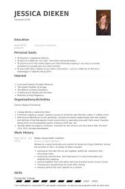 Sales Associate Cashier Resume Example