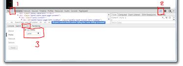 Emulate Print Media Query On Chrome V42