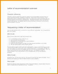 7 How to Write A Good Character Letter to A Judge BestTemplates