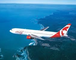 air transat nantes montreal air canada veut contrer air transat grâce à des avions