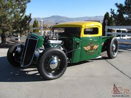 1936 International Harvestor Traditional Style Hot Rod Rat Rod ...