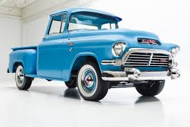 1957 GMC Pickup 100 Frame-off Restored V8 - American Dream Machines ... 6772 Chevygmc Pickup Trucks 1 Youtube 1949 Gmc Truck National Museum Of American History Garage Built Twin Turbo Classic Is The Hottest 2015 Chevrolet And Pickups Suvs To Offer Eightspeed Transmission 2017 Sierra Hd Powerful Diesel Heavy Duty Custom Dave Smith Photos Best Chevy Trucks Sema 1972 Hot Rod Network 1965 For Sale Near Cadillac Michigan 49601 Classics On Sale Shelburne Murray Gm Yarmouth New In Moultrie At Edwards Motors 1966 Duane Stizman