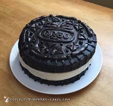 Oreo Birthday Cake Recipe Easy Image Inspiration of Cake and