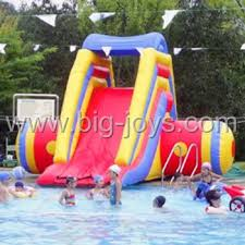 Small Inflatable Pool Slide For Inground PoolHot Sale Inflatable