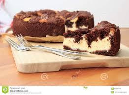 pate brisee au fromage le gâteau au fromage avec la pâtisserie de pâte brisée de chocolat