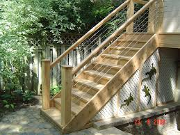 Outdoor Wood Staircase Railing Design 1024 X 768 · 315 KB · Jpeg ... Stainless Steel Cable Railing Systems Types Stairs And Decks With Wire Cable Railings Railing Is A Deco Steel Guardrail Deck Settings And Stalling Post Fascia Mount Terminal For Balconies Decorations Diy Indoor In Mill Valley California Keuka Stair Ideas Best 25 Ideas On Pinterest Stair Alinum Direct Square Stainless Posts Handrail 65 Best Stairways Images Staircase