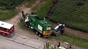 Garbage Truck Collides With Van In Sugar Grove, Female Driver ... Coroner Identifies Garbage Truck Driver Killed In Powell County Accident Miami Dump Fell Asleep Behind Wheel Before Boil Water Advisory Hollywood Lifted After Main Break No Charges For Tampa Who Hit Woman On Watch This Dump Truck Flip Smashing Highway Sign With Raised Two Accidents Volving City Solid Waste Trucks At 16th Street Los Angeles Garbage Accident Lawyer Free Case Reviewcall 247 Lawyers Mobile Alabama Citrin Law Firm Troopers Utah Flown To Hospital After Runs Stop Critical Crash I94 Romulus Cameras Key To Solving Crash Off I95 Ramp Cbs Photos Alleged Car Thief Dies Horrific Kingston Loop News