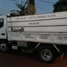 100 Demolition Truck Petes Hire Handyman Services Home Facebook