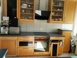 küche buche schwarz
