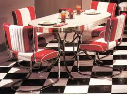 Image Of Retro Kitchen Table Sets Dining Room