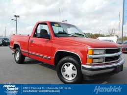 100 Used Trucks Greenville Nc 1997 Chevrolet CK 1500 NC 1GCEC14M2VZ250505