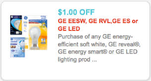 ge coupon ge halogen energy efficient light bulbs 85 at