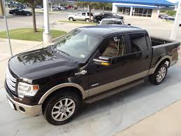 Ford F 150 King Ranch Lifted. Stunning Interior Design F King Ranch ...