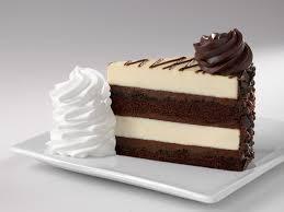 30th Anniversary Chocolate Cake Cheesecake