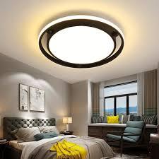 natsen deckenleuchte led deckenle 38w 3 farbwechsel runde moderne le für schlafzimmer esszimmer küche flur 40 x 40 x 6 cm kaufen
