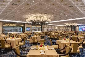 One World Hotel Petaling Jaya Malaysia Zuan Yuan Chinese Restaurant Dining Area