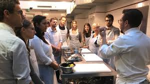 cours de cuisine ile de serie gastronomie à ou en banlieue la pour les
