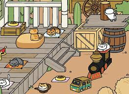 We Explore The Hidden Secrets Of Neko Atsume Curiously Moreish Cat Collecting Mobile Game