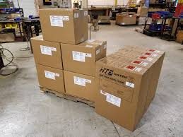 100 Johnson Truck Bodies JCM Manufacturing Shipping HTS Systems Order For