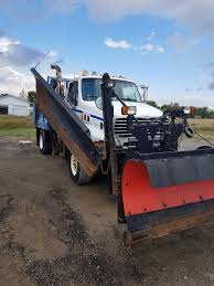 100 Truck With Snow Plow 2004 STERLING DUMP TRUCK WITH SNOW PLOW AND SANDER Oxford Mobile