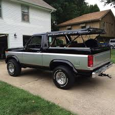 1986 Ford Bronco-Matt S. - LMC Truck Life 1969 Ford Bronco Half Cab Jared Letos Daily Driver Is A With Flames On It Spied 2019 Ranger And 20 Mule Questions Do You Still Check Trans Fluid With Truck In Year Make Model 196677 Hemmings 1966 Service Pickup T48 Anaheim 2016 Indy U101 Truck Gallery Us Mags 1978 Xlt Custom History Of The Bronco 1985 164 Scale Custom Lifted Ford