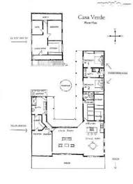 Inspiring Hacienda House Plans Photo by I Am Looking For Floor Plans For A Style Hacienda With