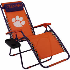 NCAA Clemson Tigers Zero Gravity Chair Ncaa Chairs Academy Byog Tm Outlander Chair Dabo Swinney Signature Collection Clemson Tigers Sports Black Coleman Quad Folding Orangepurple Fusion Tailgating Fisher Custom Advantage Zero Gravity Lounger Walmartcom Ncaa Logo Logo Chair College Deluxe Licensed Rawlings Deluxe 3piece Tailgate Table Kit Drive Medical Tripod Portable Travel Cane Seat