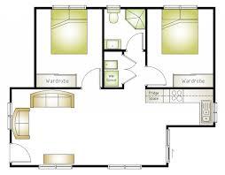 100 One Bedroom Granny Flats Flat Layout FlatSolutions