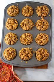 Pumpkin Spice Chex Mix by Sugar Free Pumpkin Spice Crumb Muffins