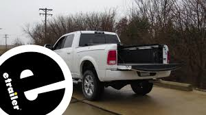 Install B And W Gooseneck Trailer Hitch 2017 Ram 2500 Bwgnrk1384 ...