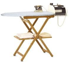 planche a repasser en bois table à repasser pour centrale vapeur comment choisir