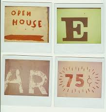 Vernacular Typography Polaroids By Onpaperwings Via Flickr
