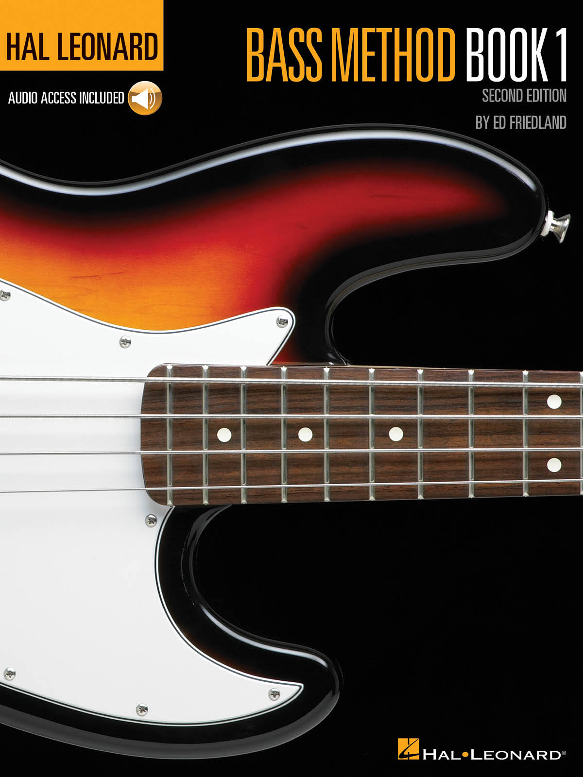 Hal Leonard Bass Method: Book 1, Second Edition with CD