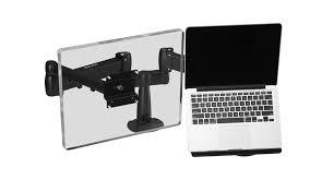 Desk Mount Monitor Arm Singapore by Dual Monitor Arm Uplift Desk